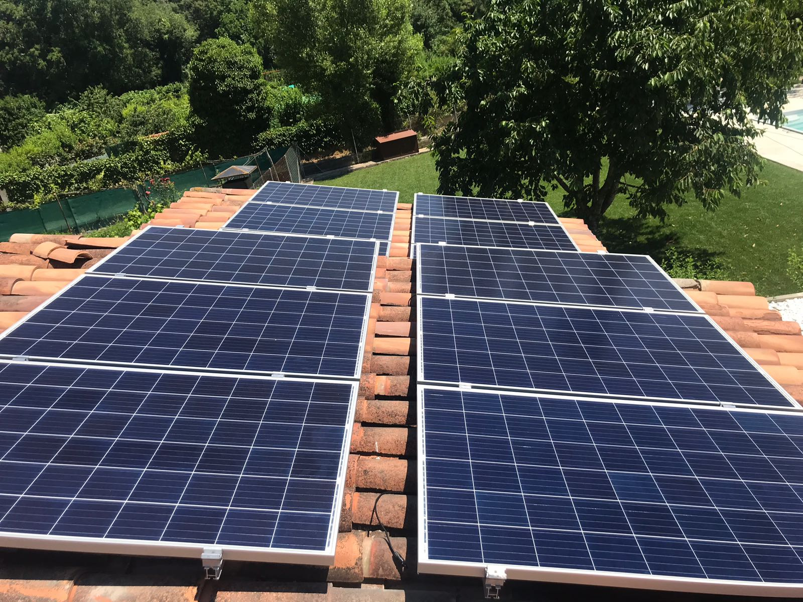 Photovoltaic installations - Photovoltaic modules