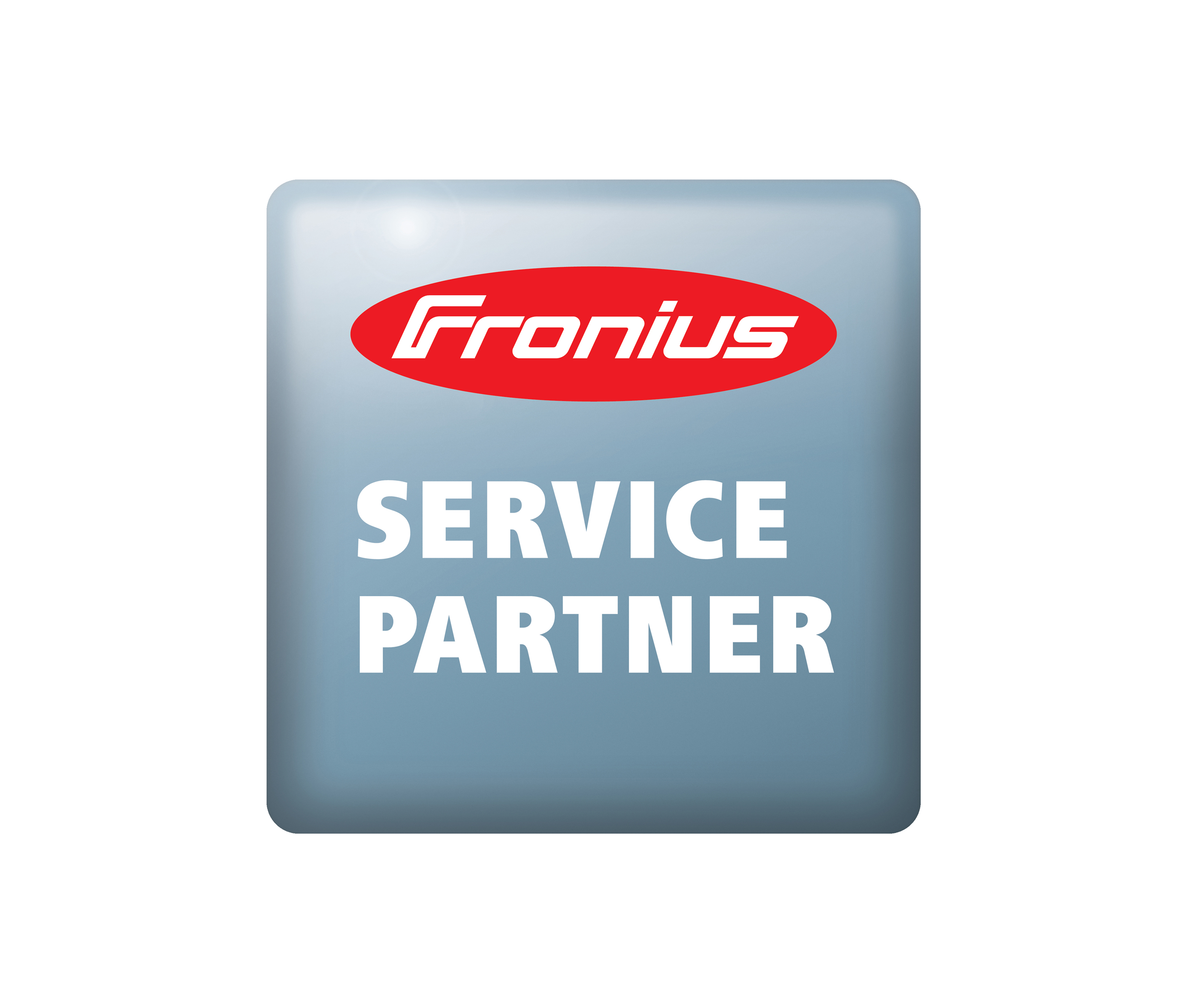 logotipo Fronius Service Partner